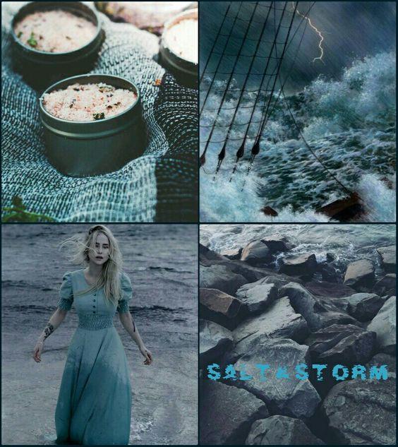 Salt & Storm byKendall Kulper