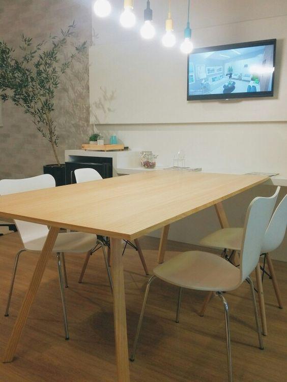 CDA office - área de reuniões
