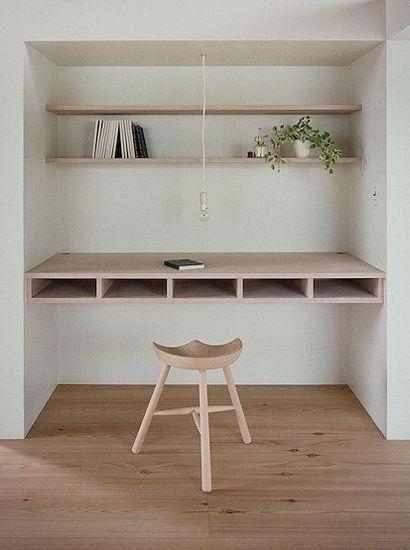 Dacht ook leuk / praktisch zo'n bureau. Had ik gemaakt.... Maar  helaas. ...Te hoog blad om lekker aan te werken (last schouders), maar lager kon die niet ivp hoogte knie.