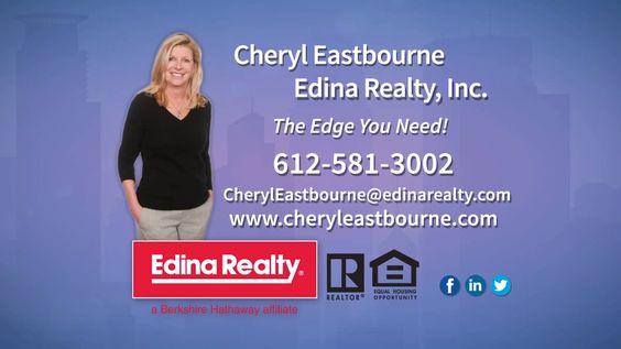 "Cheryl Eastbourne - Edina Realty As Featured On ""Around Town"" TV on Vimeo"