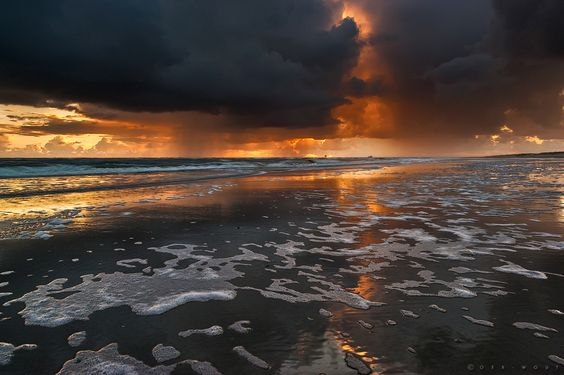 Photograph Before it's all Over by J-W van E. on 500px