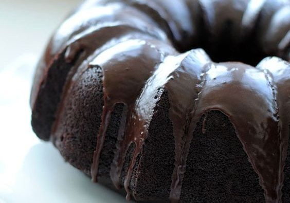 Chocolate Rum Cake - Recipe - The Answer is Cake