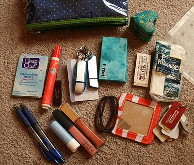 Literally Organized: An organized purse