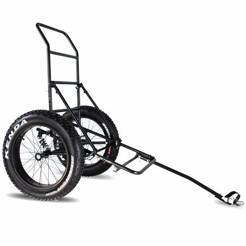 Two Wheel Game Cart Quietkat Mountain Bike Accessories Bike Seat Bike
