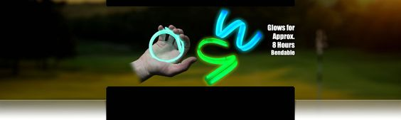 """13"""" Twister - Bendable Glow Sticks - GlowProducts.com $1.25"""