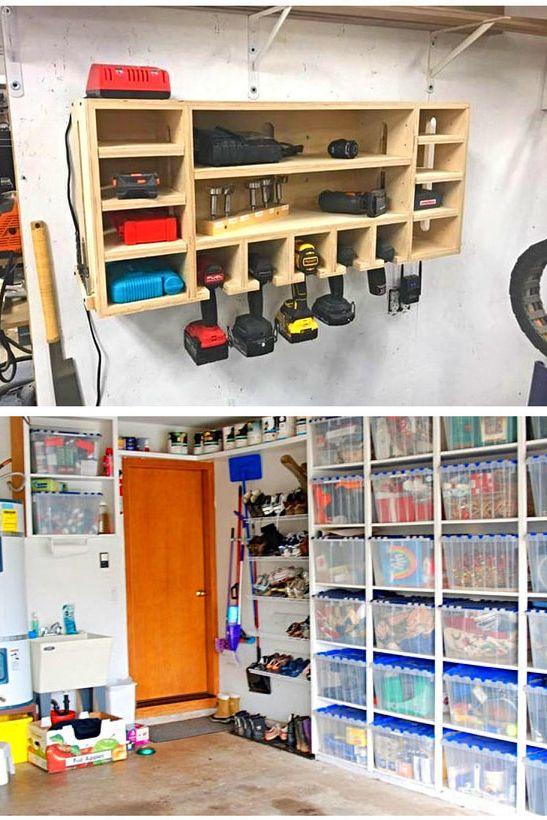 How To Organize Garage In Gta 5 Toy Hauler Garage Storage Ideas