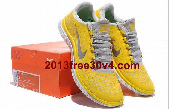 nike free 3.0 v4 chrome yellow
