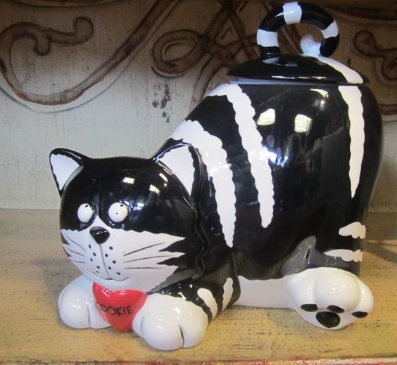 Cookie jars, Chester and Jars on Pinterest