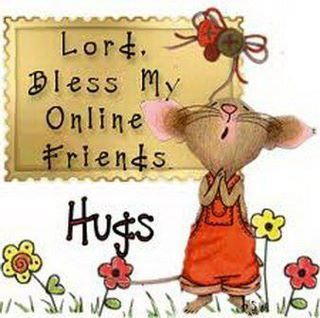 A prayer for the day! Alexandra S. McAllister