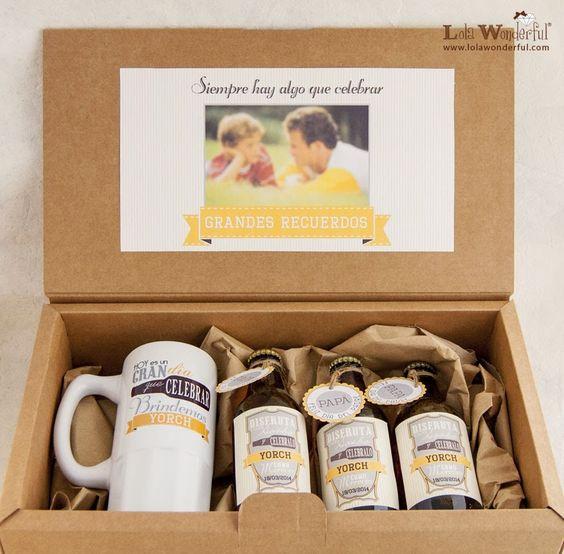 Lola wonderful blog regalos personalizados para el d a - Regalo padre navidad ...