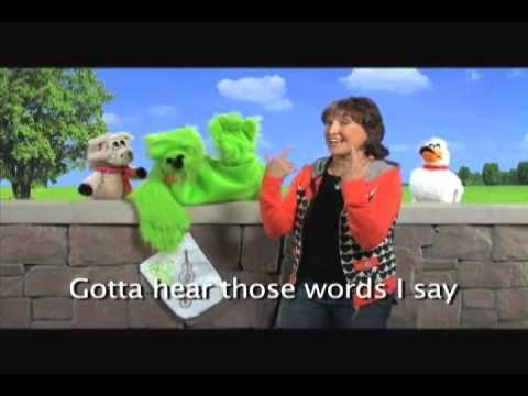 "How to Listen - ""Blah Blah Blah"" Kids Song by Mary Rice ..."