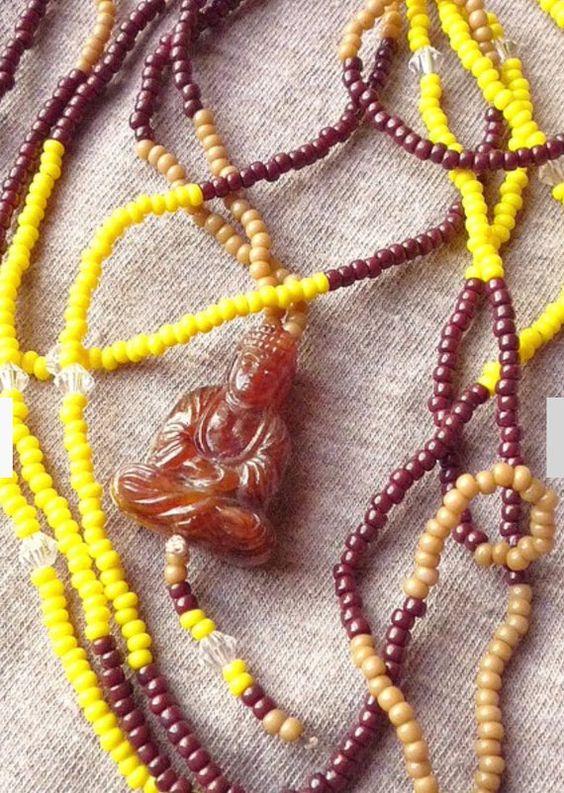 Halskette Good Vibes von FKBMarts auf Etsy