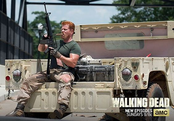 tbh I didn't see the point of last nights episode.... nothing really happened.. #TWD #TheWalkingDead #Season6 #Abraham #Sasha #Daryl