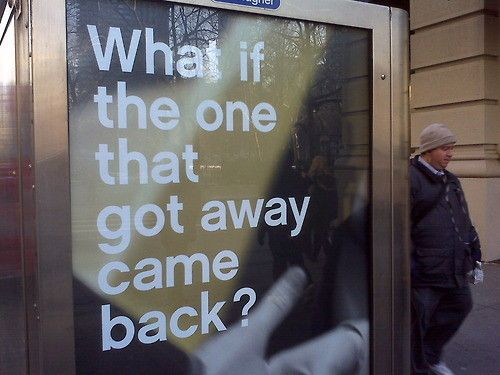 What if the one that got away came back?