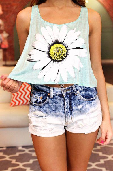 Trendy Casual  Summer  Fashion