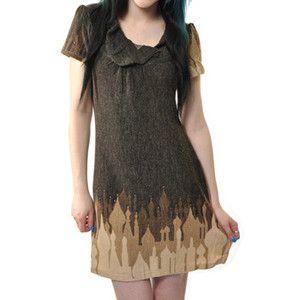 lavand. winter dress
