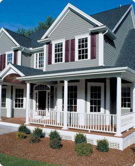 Colonial ranch homes and second story addition on pinterest for Colonial home additions