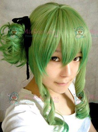 Vocaloid Gumi Megpoid Cosplay