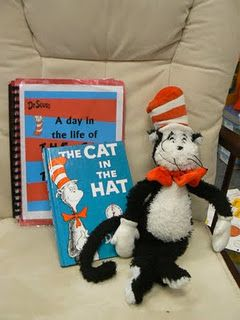 Cat and the hat take home
