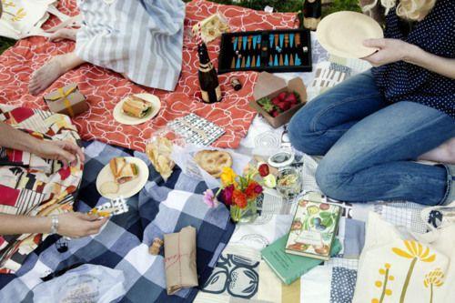 girlie picnic