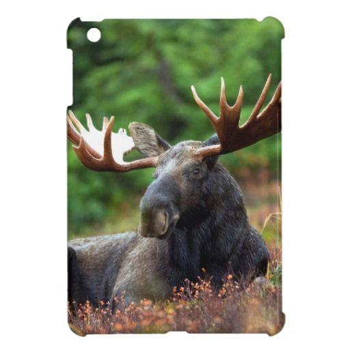 Moooose! iPad Mini Cover