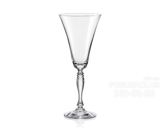 Артикул: 40727-230 Бокалы для вина Bohemia Victoria 230мл 6пр Цена и наличие: http://posudaclub.kiev.ua/bokali_dlya_vina/36014-bokaly-dlja-vina-bohemia-victoria-230ml.html