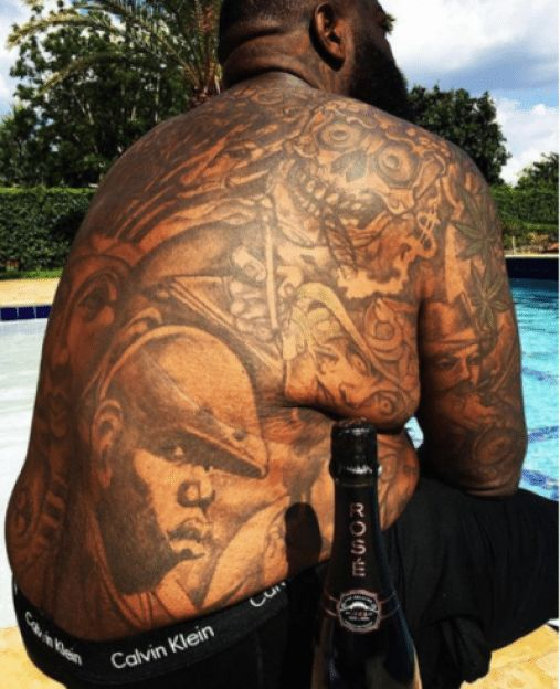 Baybeelove Gaming Tattoo Rapper The Game Rapper