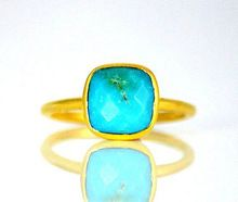 Turquoise Gemstone Rings