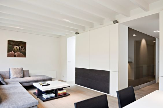 IXtra Interior Architects Belgium | Living | Interior Design | Pinterest |  Architects, Interiors And Black Wood