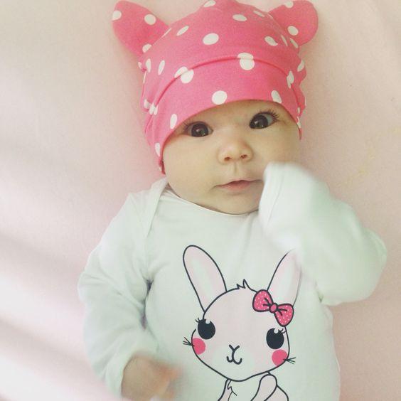 My Rosalie! Wearing @hm #fourmonths