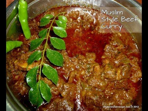 Muslim Style Beef Curry Recipe Youtube Beef Curry Recipe Kerala Beef Curry Recipe Beef Curry