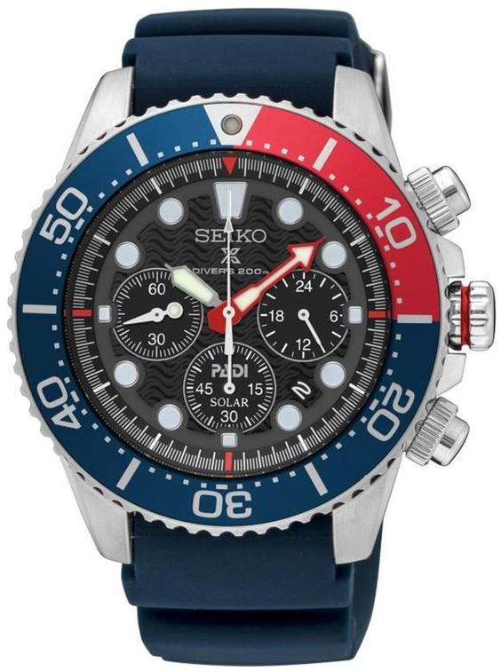 Đồng hồ Seiko Prospex Solar SNE439P1
