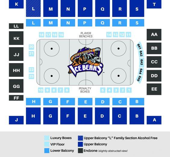 The Stylish Macon City Auditorium In 2020 Auditorium Seating Seating Charts Chart