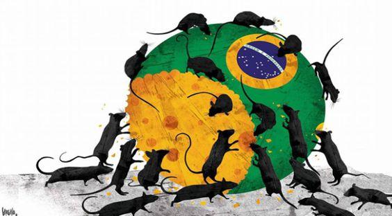 Noticia Final: O BRASIL E A LEGALIDADE DE UM ESTADO CORRUPTO: COM...: