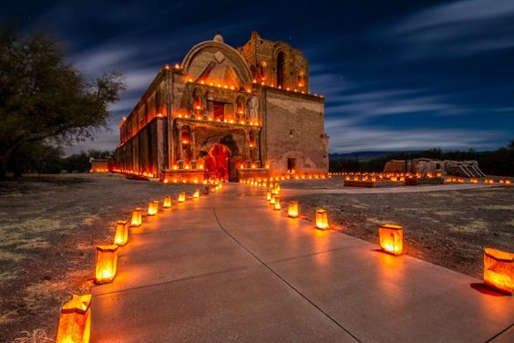San Cayetano De Tumac Cori Arizona Usa 13 Stunning Pictures Of Wonderful Places Around The