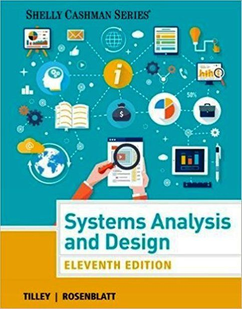 Systems Analysis And Design 11th Edition Pdf E Book Sold By Textbookland Shop More Products From Textbookland Internet Marketing Strategy Analysis Tilley