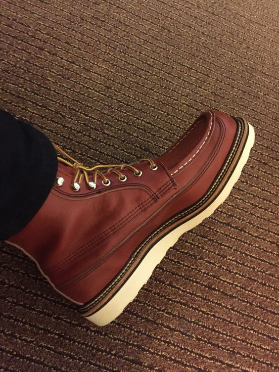 Red Wing Irish Setter 9851