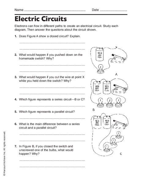 36++ Year 9 science worksheets with answers Top
