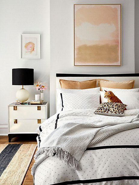 Solid Cotton Velvet Euro Sham By Kate Spade New York Idee Chambre