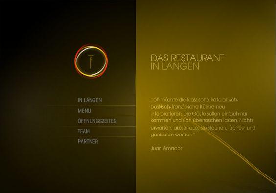 Branding, Interaction Design, Development / Amador by Johannes Schacht, via Behance