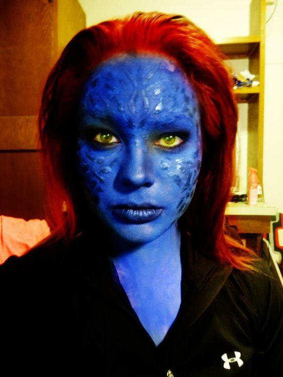 Mystique Makeup Artist - Mugeek Vidalondon