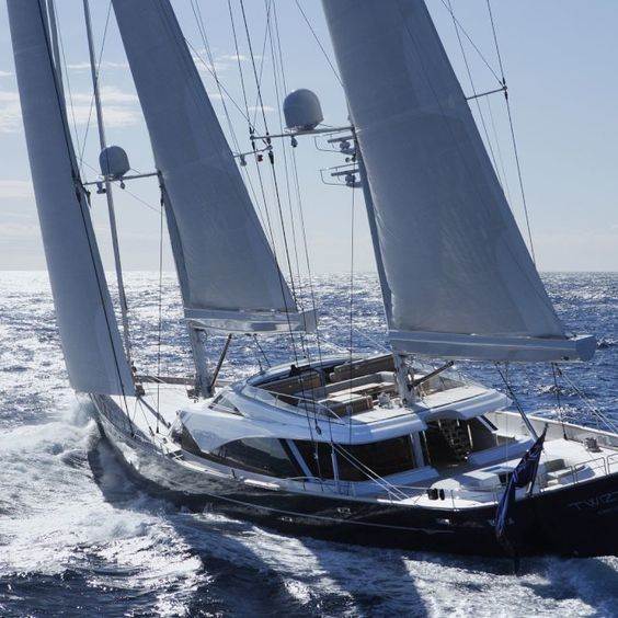 Twizzle Yacht Photos 57m Luxury Sail Yacht For Charter Sailing Yacht Yacht Super Yachts