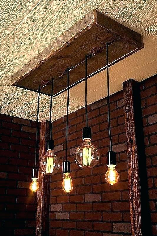 Edison Light Bulb Chandelier Light Fixtures Bulb Light