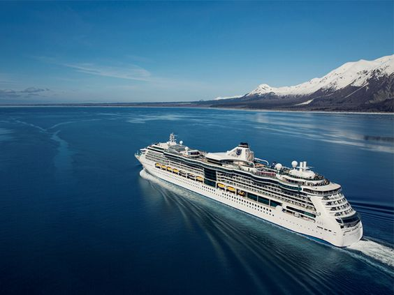The perfect summer escape. #alaska #cruise