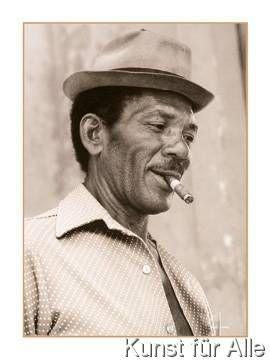 Christophe Chat-Verre - Tabaco - Santiago de Cuba