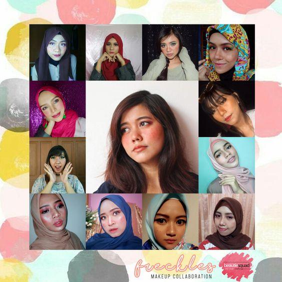 Freckles Makeup Collaboration 2