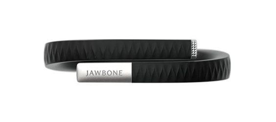 Le bracelet connecté Jawbone Up, discret et efficace
