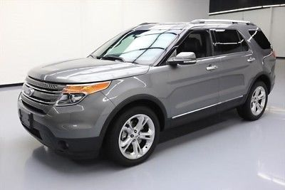 Ford Explorer Limited 2014 Limited Used 3 5l V6 24v Automatic Awd