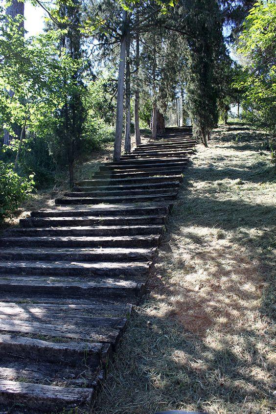 Escaleras al ...... http://www.elhogarnatural.com