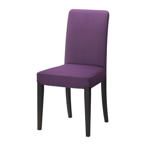 HENRIKSDAL Chair   Dansbo Lilac,     IKEA | House Stuff | Pinterest |  Lilacs, Purple Chair And Room